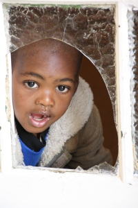 Playing hide and seek with a camera and Maqhawe (2)